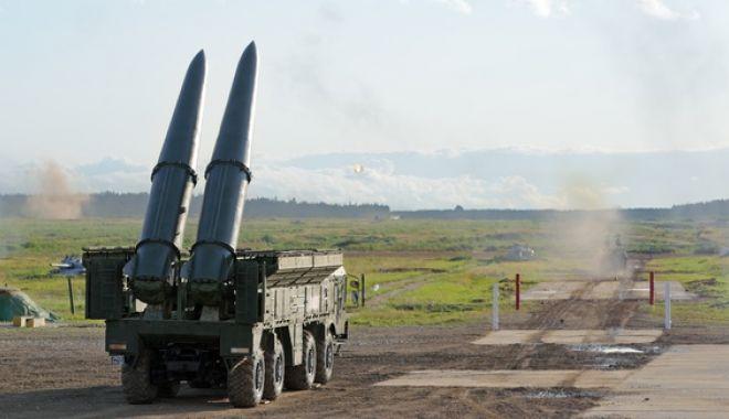 Foto: Presa germană: Rusia are mai multe rachete de croazieră decât se credea