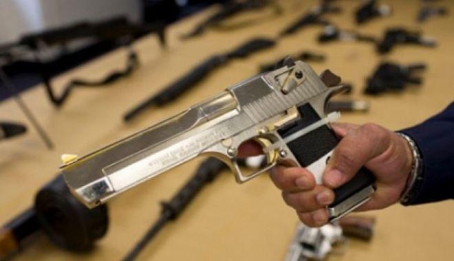 Foto: Poliţist împuşcat mortal de un imigrant ilegal