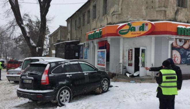 Foto: EXPLOZIE LA CHIŞINĂU! Două persoane au murit, alte două sunt rănite după detonarea unei grenade, într-un magazin