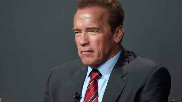 Foto: Ce mesaj i-a transmis Arnold Schwarzenegger lui Donald Trump
