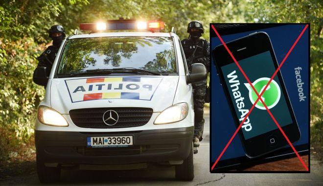 INFRACTORII, CEI MAI CÂȘTIGAȚI! Poliția Română interzice schimbul de informații pe WhatsApp sau Facebook! - arp854061051-1570694426.jpg