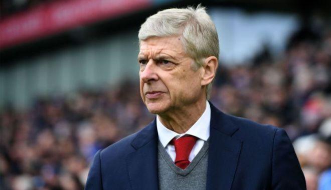 Foto: Arsene Wenger pleacă de la Arsenal, după 22 de ani