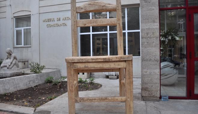 """Foto: Festivalul de artă """"Tomisul Etern"""",  pe faleza Cazinoului"""
