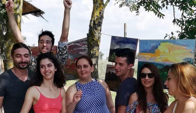 Artă și Arheologie. Mari maeștri, alături  de tineri studenți, într-un super-eveniment - arta2-1537465974.jpg
