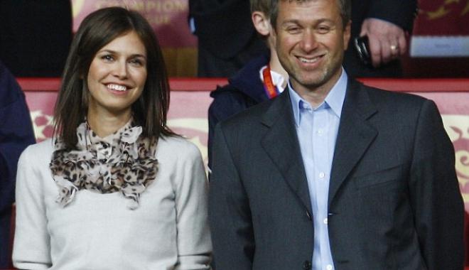 Foto: Miliardarul rus Roman Abramovici divorţează după 10 ani de căsnicie