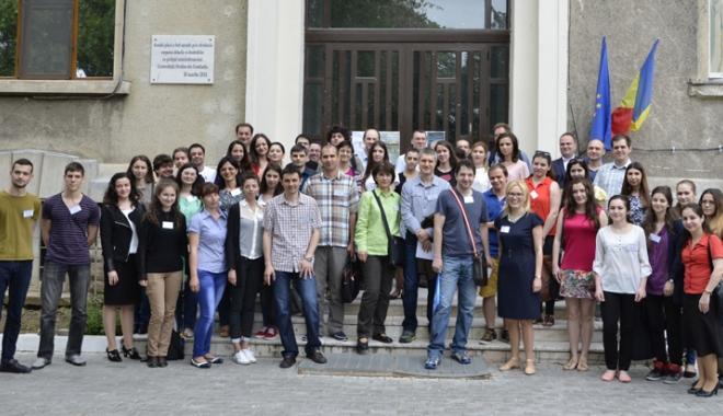 Foto: A şasea ediţie a Conferinţei internaţionale a tinerilor matematicieni