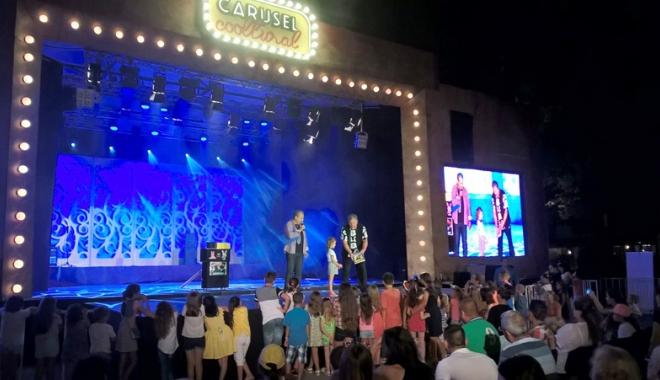 Foto: A �aptea s�pt�m�n�  de festival COOLtural  st� s� �nceap�, �n Mamaia