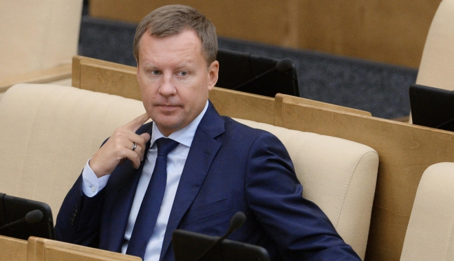 Foto: Parlamentar rus, împuşcat mortal în centrul Kievului