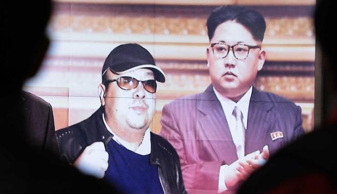 Foto: Ipoteză şoc. Cine l-ar fi ucis pe fratele vitreg  al liderului nord-coreean Kim Jong Un