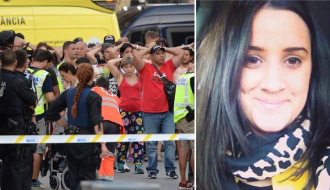 Foto: O femeie a supravieţuit după trei atacuri teroriste de care a fost surprinsă: cel din Barcelona, London Bridge şi cel de la Paris