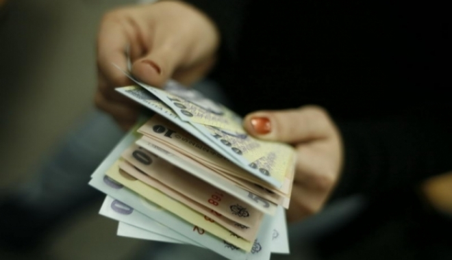 Foto: Iată cum a evoluat câştigul salarial net
