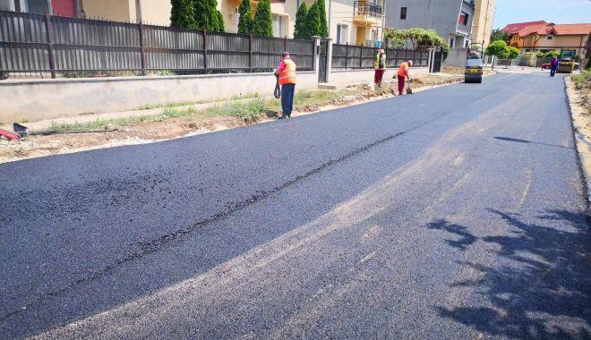 Infrastructura rutieră din cartierul Compozitorilor este refăcută - asfaltarestradadimitriecuclin2-1592895442.jpg