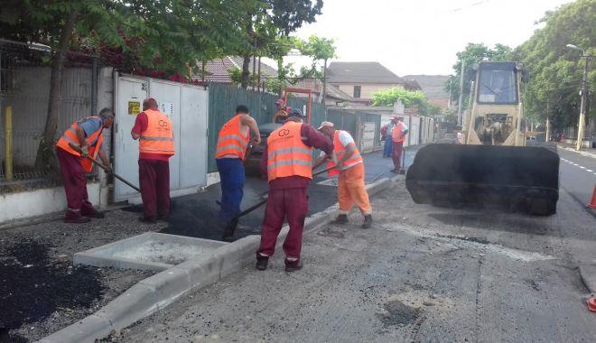 Constanţa, asfaltată! Nu parcaţi în zonele unde se lucrează - asfaltarestradaunirii040620192-1559646370.jpg