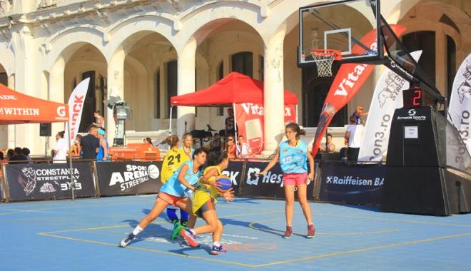 Foto: Asociaţia Terra Semper Fidelis duce baschetul 3x3 la Tulcea