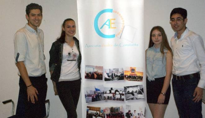 Foto: Asociaţia Elevilor are o nouă conducere