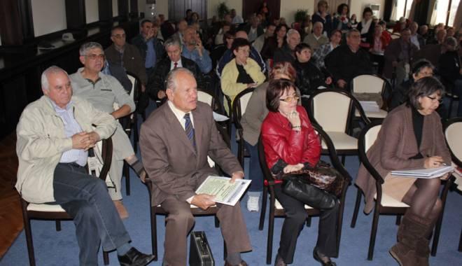 Foto: Asociaţiile  de proprietari,  în conferinţă