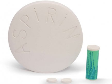 Foto: Aspirina poate duce la orbire