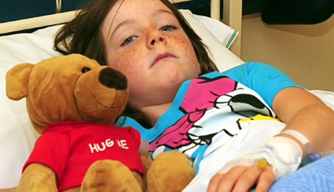 Foto: Ziua mondială de luptă împotriva cancerului la copil