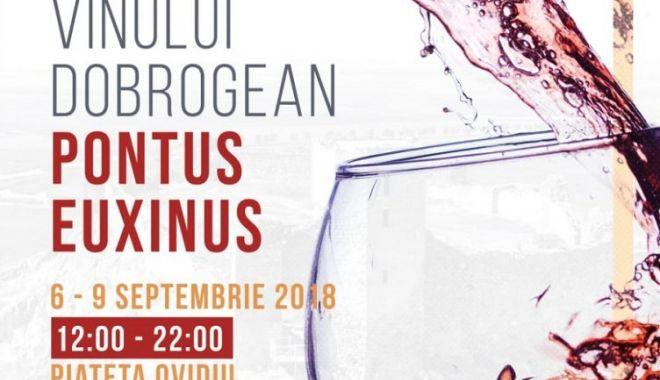 Astăzi se deschide Festivalul Vinului Dobrogean Pontus Euxinus - astazisedeschidefestivalulvinulu-1536233751.jpg