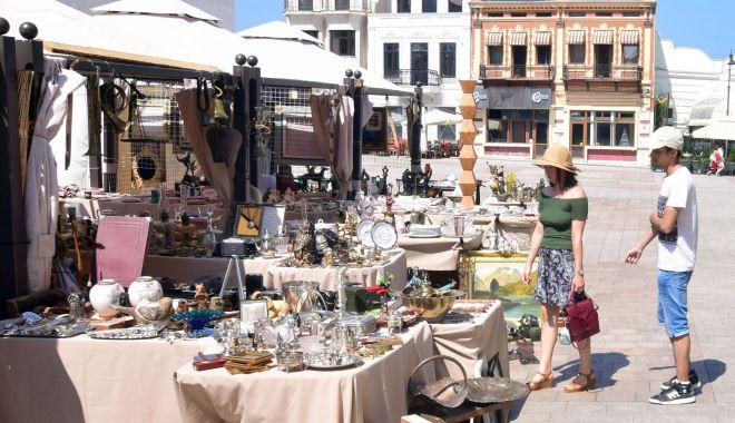 Astăzi, se redeschide Târgul de Artă și Antichități din Piața Ovidiu - astaziseredeschide-1594312644.jpg