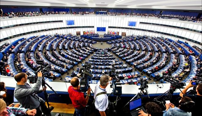 Foto: Astăzi se analizează starea Uniunii Europene