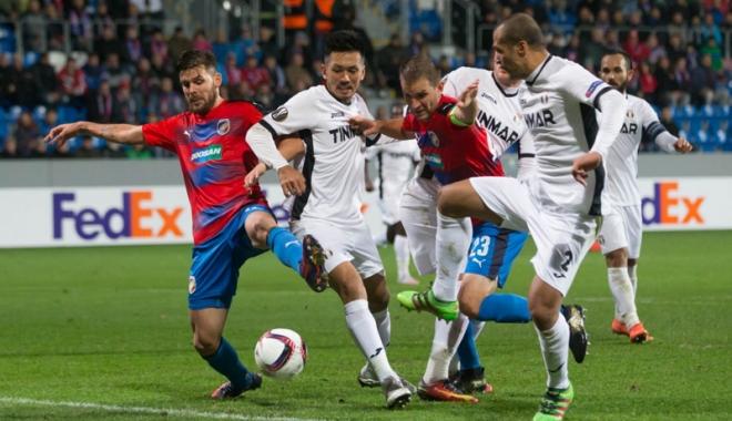 """Foto: Astra - RKC Genk, în Europa League. """"E meciul carierei!"""""""