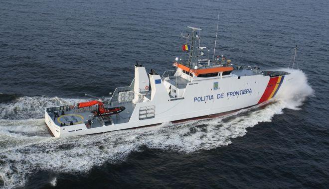 Foto: Presa turcă: Pescari turci susţin că au fost atacaţi de o navă a Poliţiei de Frontieră din România
