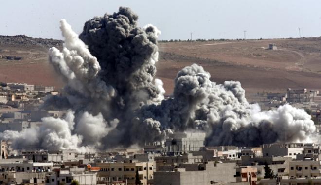 Foto: Atac la Damasc. Jihadiştii şi insurgenţii au luat cu asalt capitala siriană