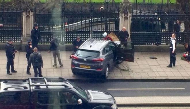 Foto: ATENTAT LONDRA / STATUL ISLAMIC A REVENDICAT ATACUL