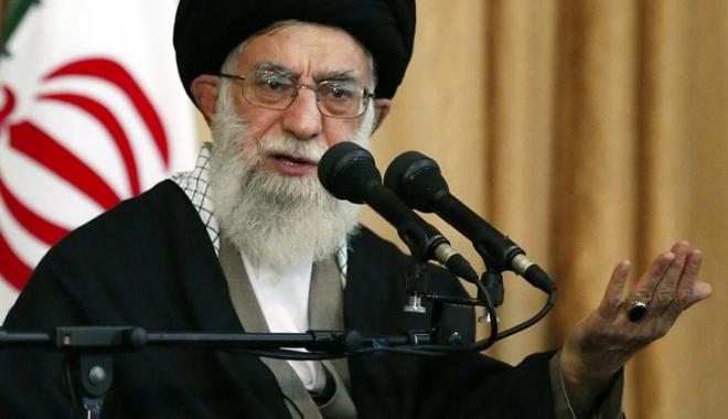 Foto: Atac virulent al ayatollahului Khamenei contra Arabiei Saudite