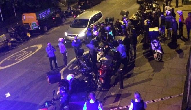 Foto: Un al doilea adolescent a fost arestat după o serie de atacuri cu acid la Londra