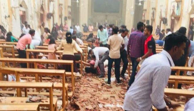 Foto: Autoritățile din Sri Lanka, în stare de alertă din cauza riscului unor noi atentate