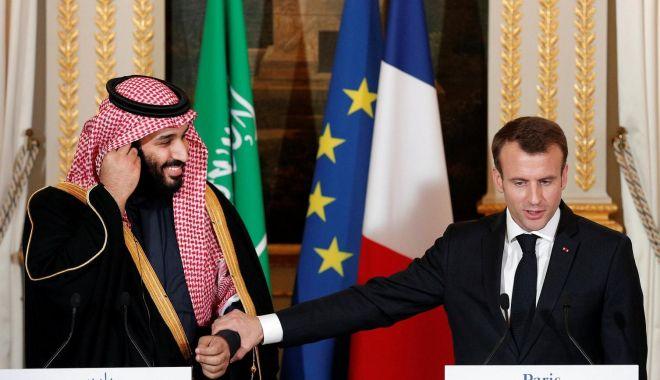 Foto: Atac cu dronă! Franța trimite experți în Arabia Saudită