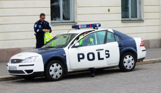 Foto: Atac armat în Finlanda. Trei femei au fost împuşcate mortal, în cap