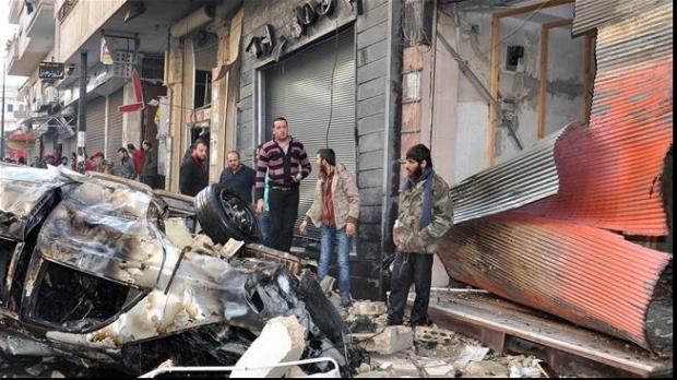 Foto: Atentat sinucigaș: cel puțin 23 de morți