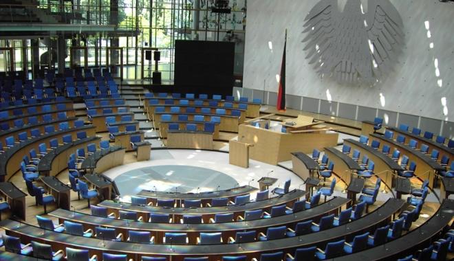 Foto: Defecţiune tehnică sau atac cibernetic? Parlamentul german, lăsat fără internet