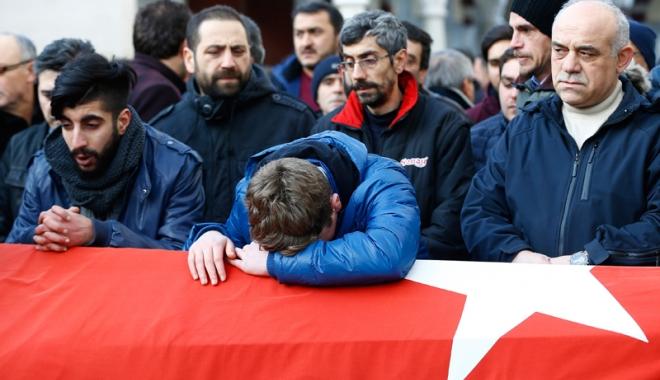 Foto: Răsturnare de situaţie în Istanbul. Atacatorul din noaptea de Revelion a avut motive financiare