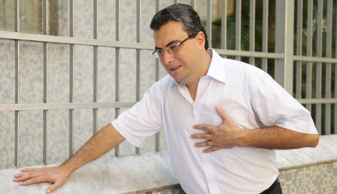 Foto: Evitaţi apariţia atacurilor de cord!