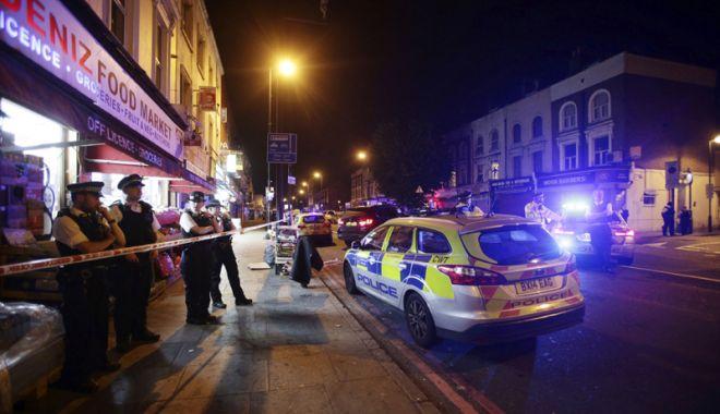 Foto: Atac în fața unei moschei: Liderul laburiștilor  și primarul Londrei au fost vizați