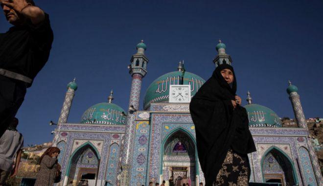 Atac terorist într-o moschee din capitala Afganistanului - atacterorist-1621097417.jpg