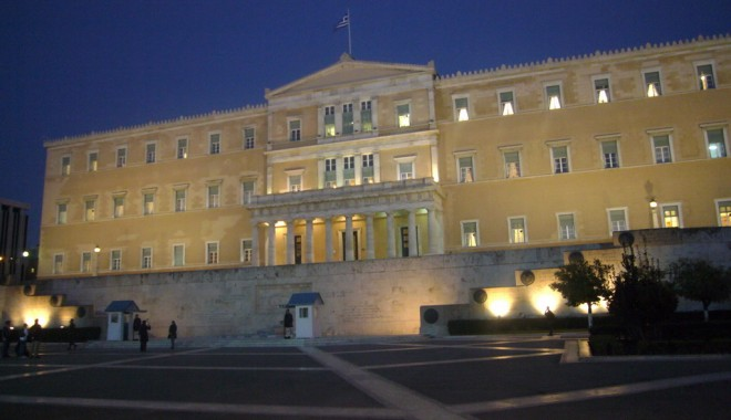 Foto: Un fost viceministru grec suspectat  de evaziune fiscală, găsit spânzurat la Volos