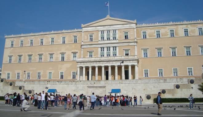 Foto: Parlamentul de la Atena a aprobat planul de reforme propus de Alexis Tsipras