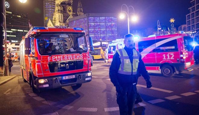 Foto: Germania ia o decizie drastică după atentatul din Berlin
