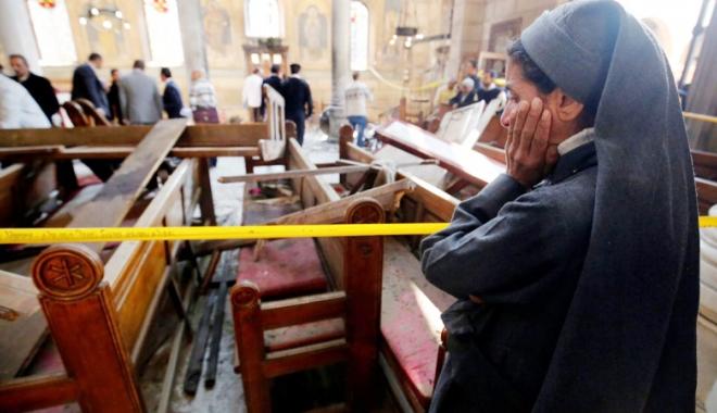 """Foto: """"România susţine eforturile autorităţilor egiptene  de a combate fenomenul terorist"""""""