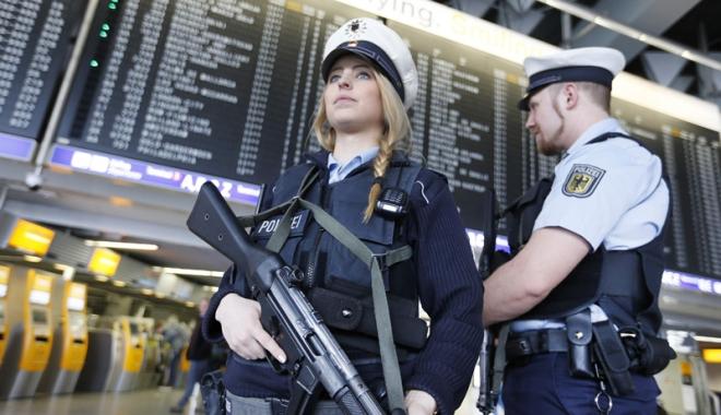 Foto: Atentat ce viza aeroportul  din Berlin, gândit cap-coadă. Detalii incredibile din anchetă