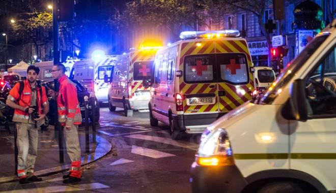 Foto: Atentatele de la Paris. Al treilea atacator sinucigaş de la Bataclan a fost identificat