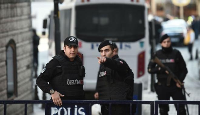 Foto: Atentat terorist pregătit ca la carte!