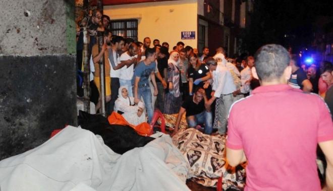 VIDEO. TURCIA, DIN NOU SUB TEROARE. EXPLOZIE PUTERNICĂ. 30 de morți și 94 de răniți - UPDATE - atentatturcia-1471764724.jpg