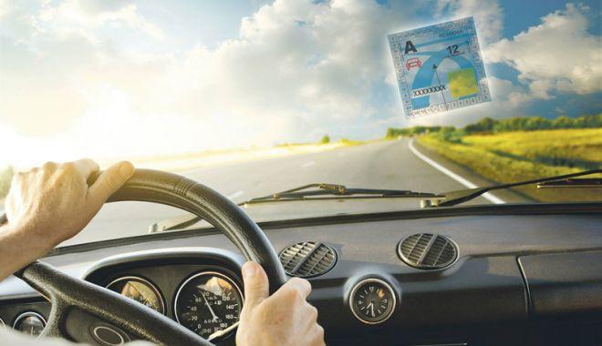 Foto: Atenție, șoferi! Emiterea rovinietei și a taxei de pod poate fi întreruptă