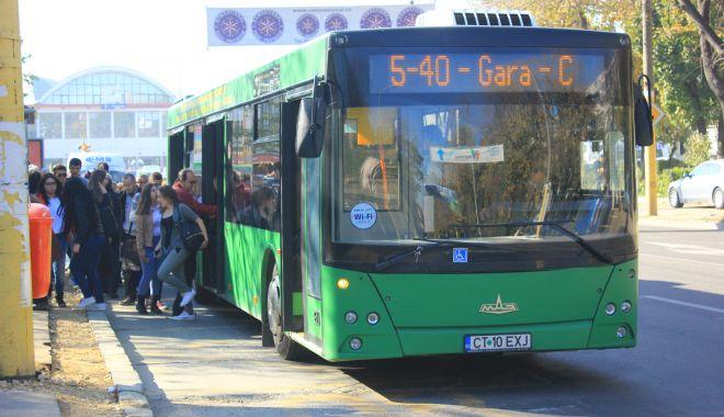 Atenţie! Traseele liniilor de transport în comun suferă modificări - atentie-1558029801.jpg